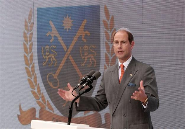 Prince Edward expresses sympathies over Ankara attack during Istanbul visit – Hürriyet Daily News