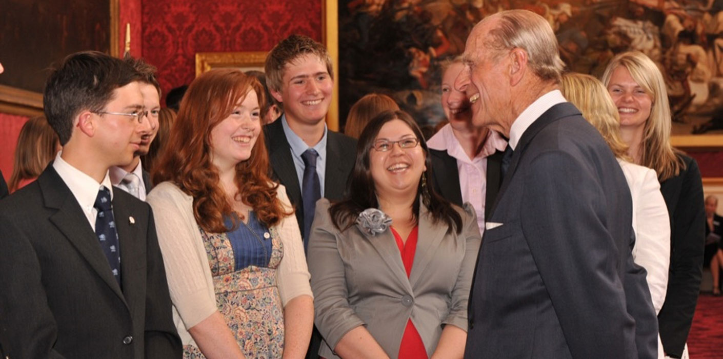 60 years of The Duke of Edinburgh's Award – Royal